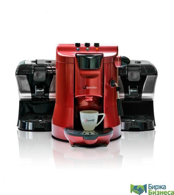Капсульная кофеварка squesito 2